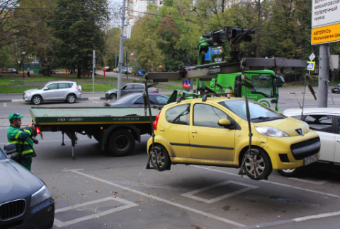 Basis for Towing Your Car